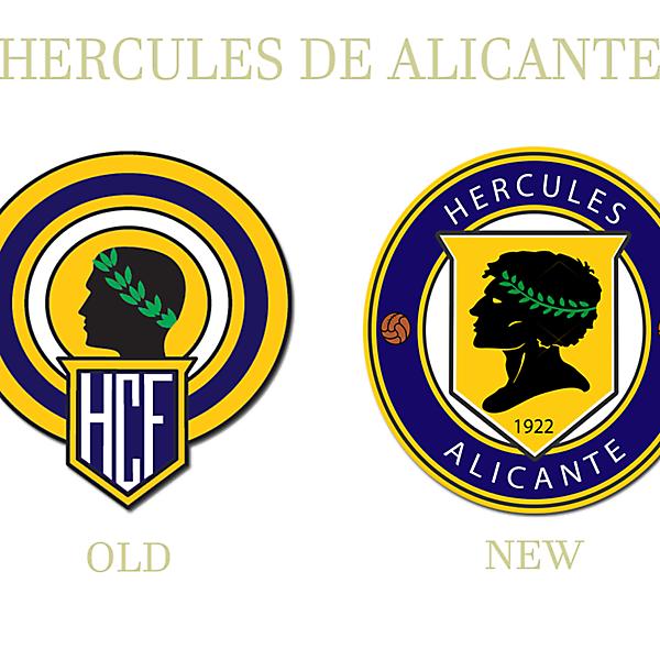 HERCULES DE ALICANTE CONCEPT