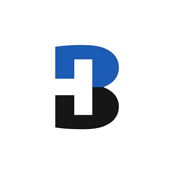 Hertha Berlin alternative logo.