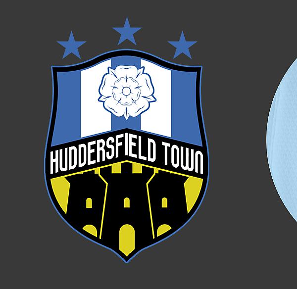 Huddersfield Town crest redesign