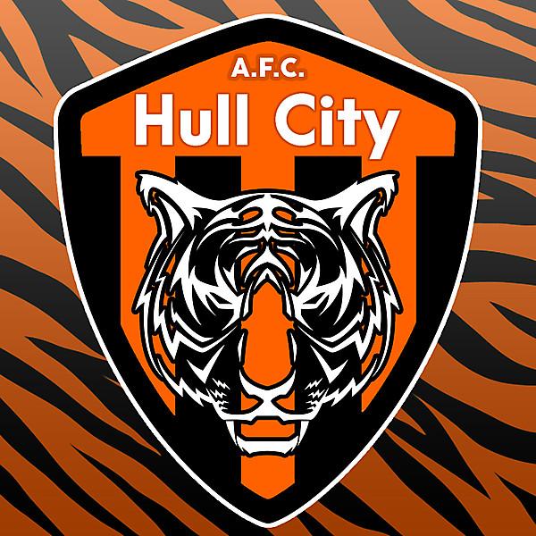 Hull City Concept Badge