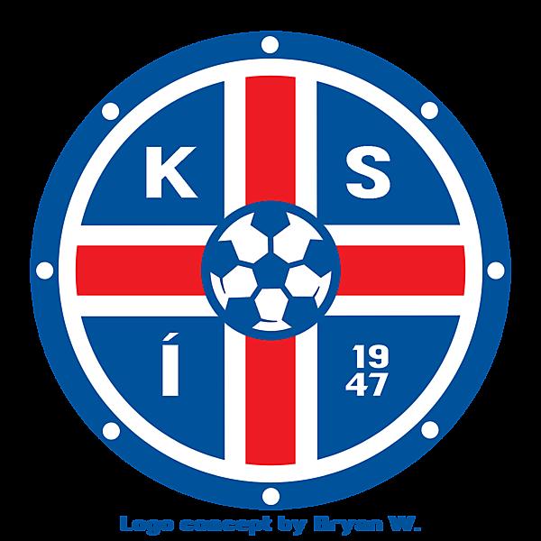 Iceland KSI redesign