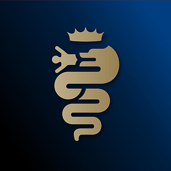 Internazionale Milano - vintage/retro logo