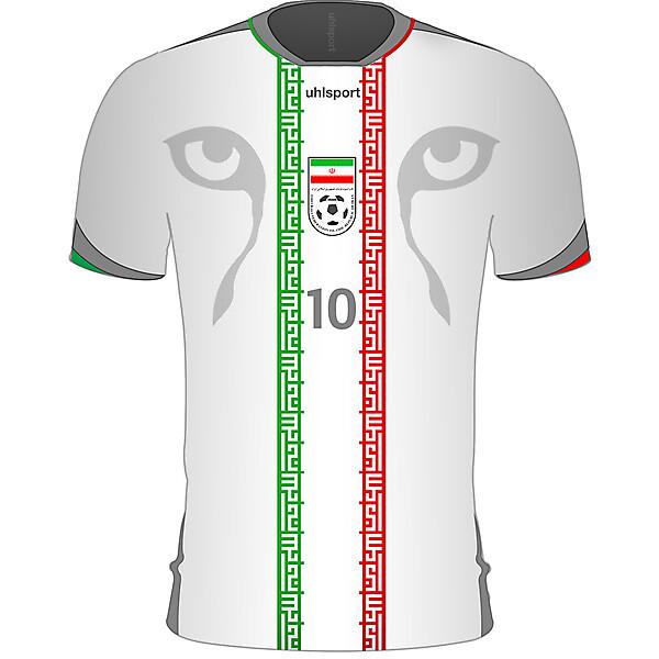 Iran Home Kit Redesign