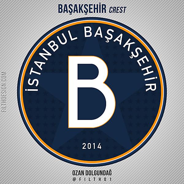 Istanbul Basaksehir Crest
