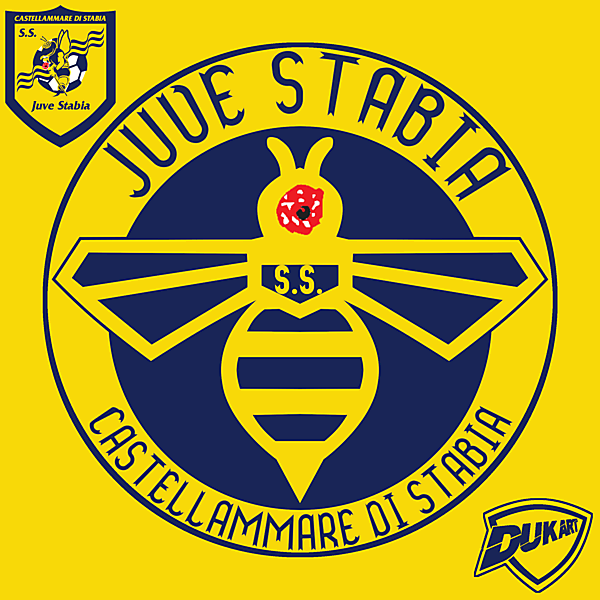 Juve Stabia S.S. (Redesign)