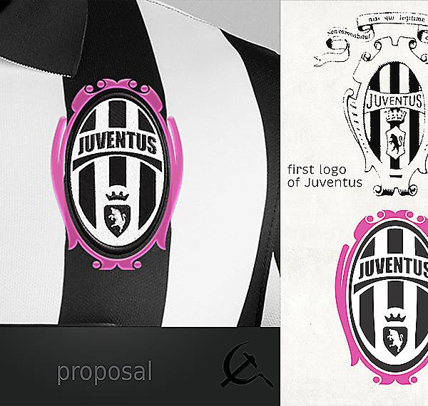 Juventus special crest