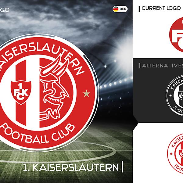 Kaiserslautern Rebrand