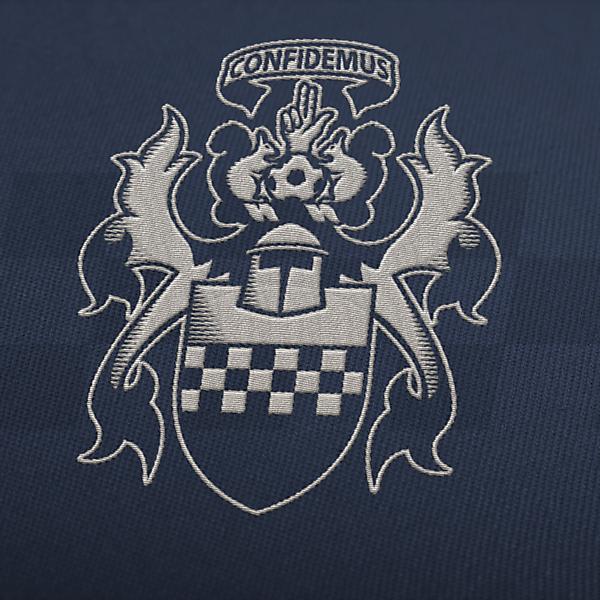 Kilmarnock 150th Crest