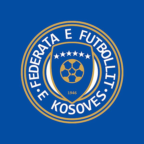 Kosovo FA -Logo redesign
