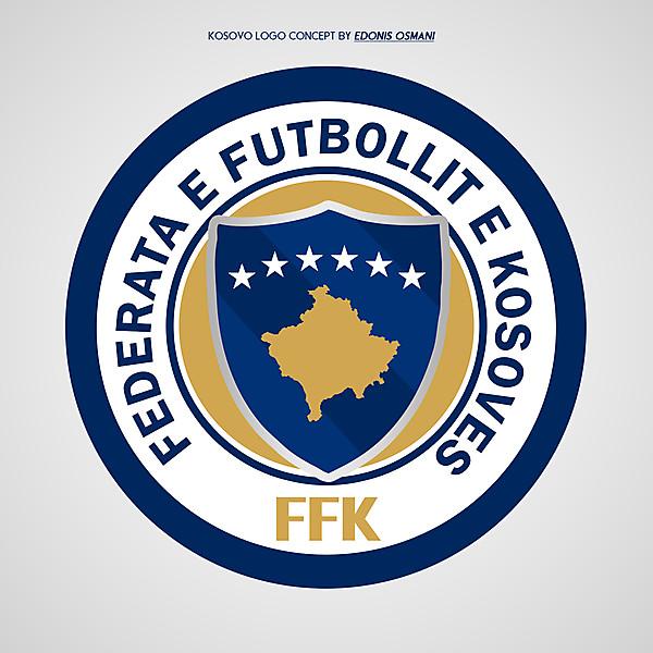 KOSOVO Logo concept