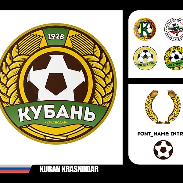 Kuban Krasnodar Redesign
