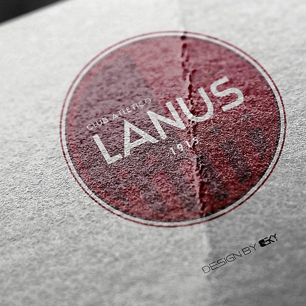 Lanus Rebrand v1