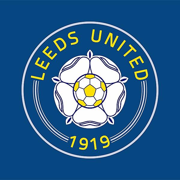 Leeds United Crest Concept 2 2018