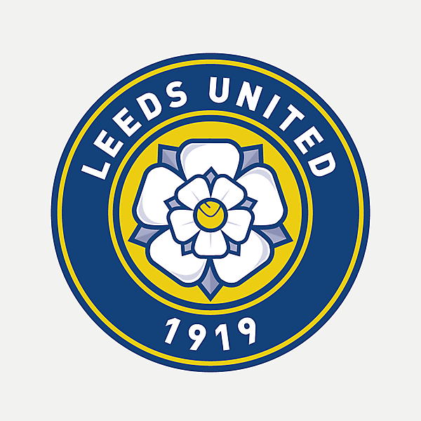 Leeds United Redesign