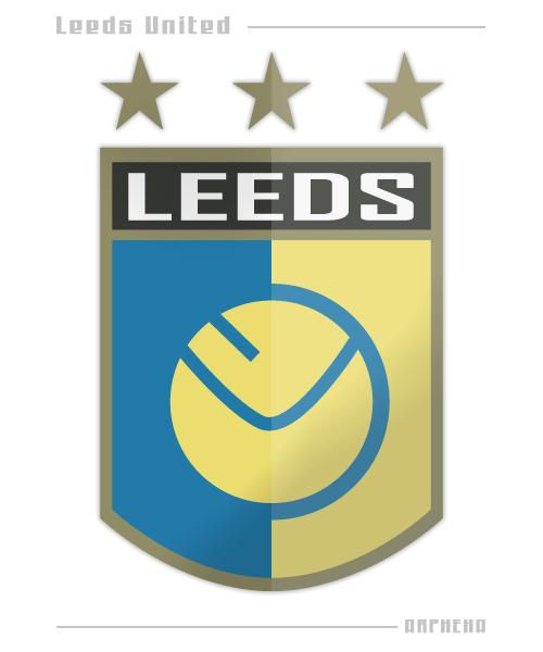 Leeds United FC Crest
