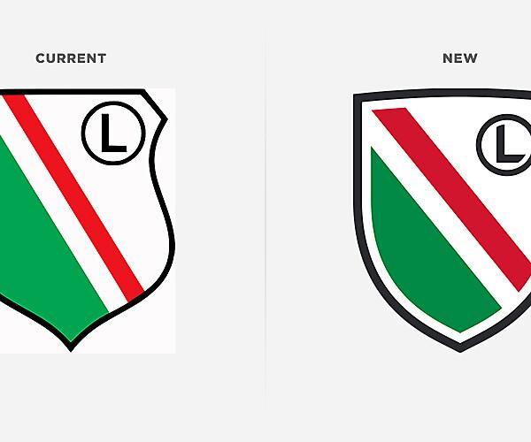 Legia Warsaw crest