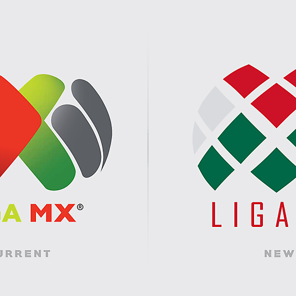 Liga MX New Logo