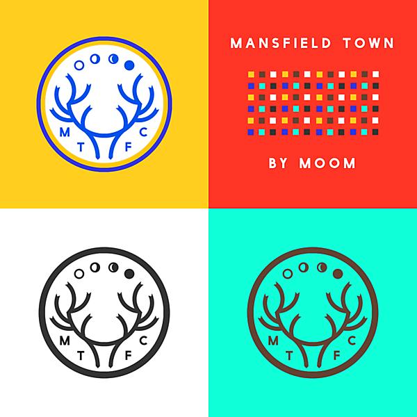 Mansfield Town FC doodle ^̮^