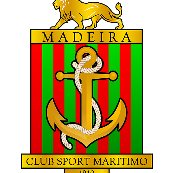 CS Maritimo Badge