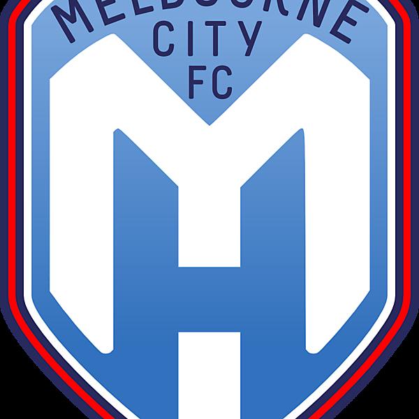 Melbourne City FC Crest