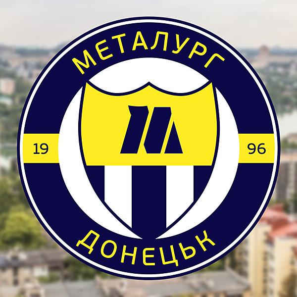 Metalurh Donetsk update on their original crest