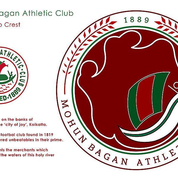 Mohun Bagan Athletic Club Crest