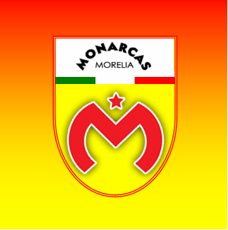 Monarcas Morelia - New Crest