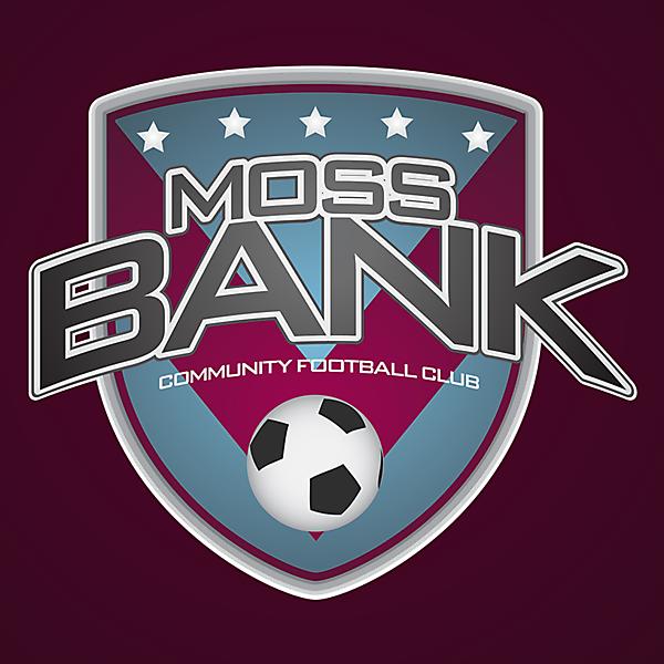 Moss Bank Community FC Logo