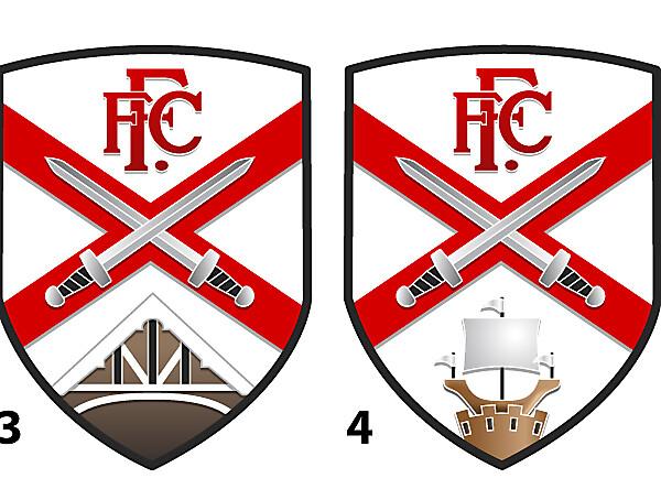 Fulham Badge/Crest Designs
