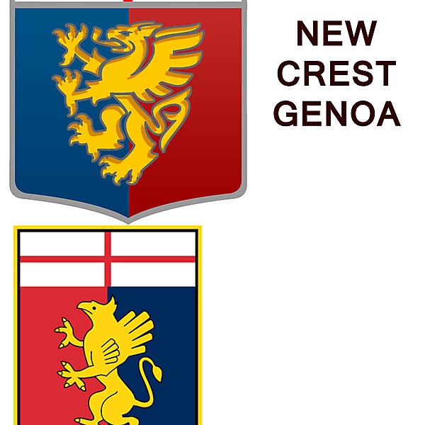 new crest genoa