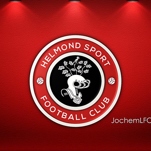 New Helmond Sport logo
