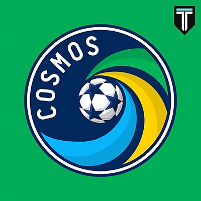 New York Cosmos Crest Redesign