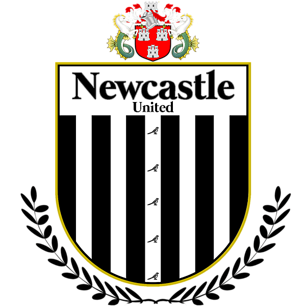 Newcastle United Concept Badge