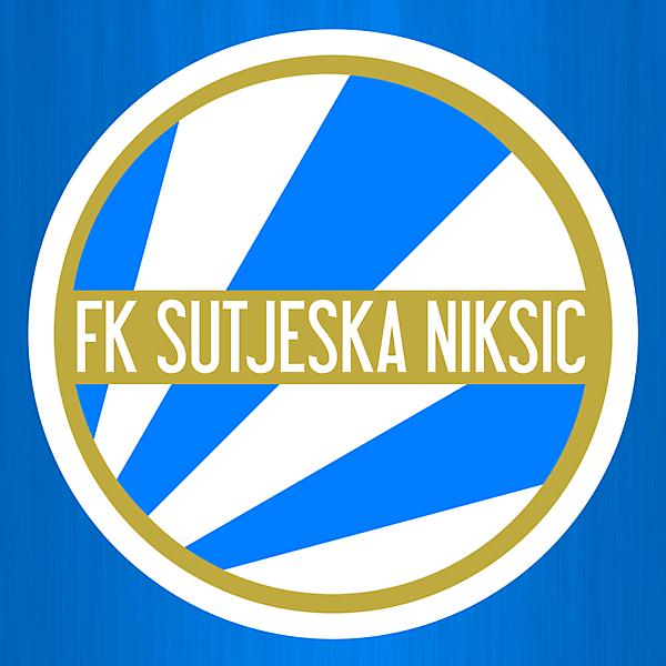 FK Sutjeska Niksic Badge