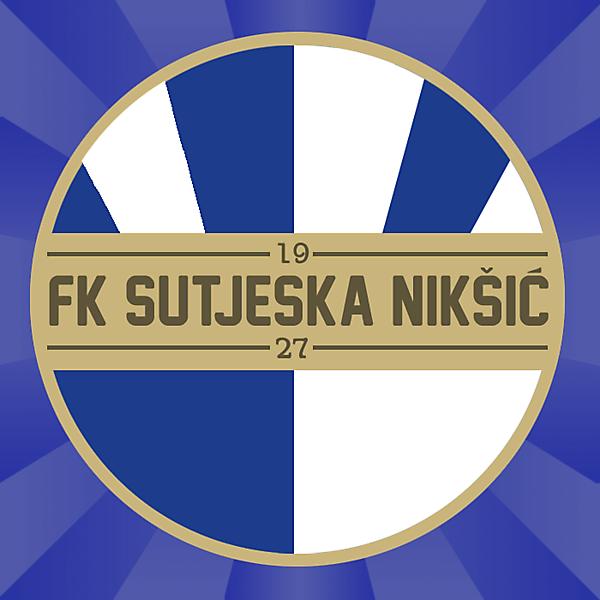 FK Sutjeska Nikšić Crest