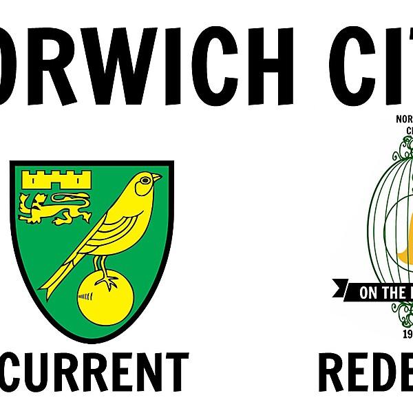 Norwich City FC Logo Idea