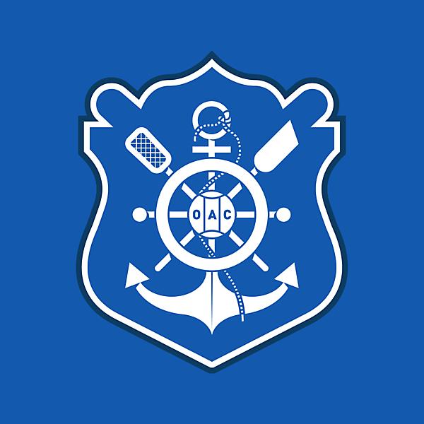 OLARIA ATLETICO CLUBE Redesign