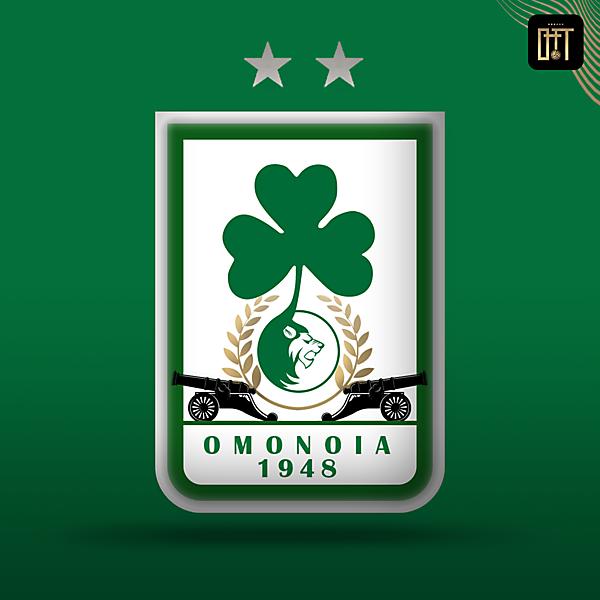 OMONOIA FC - SHIELD CONCEPT