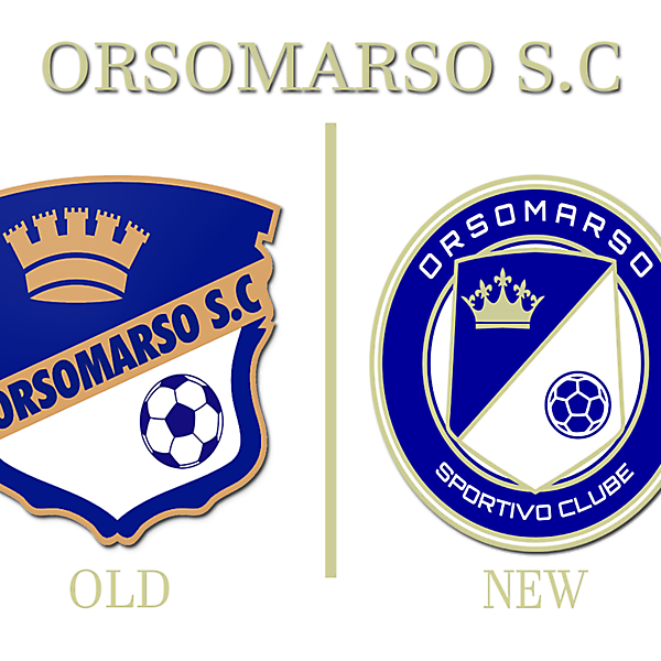ORSOMARSO S.C REBRAND