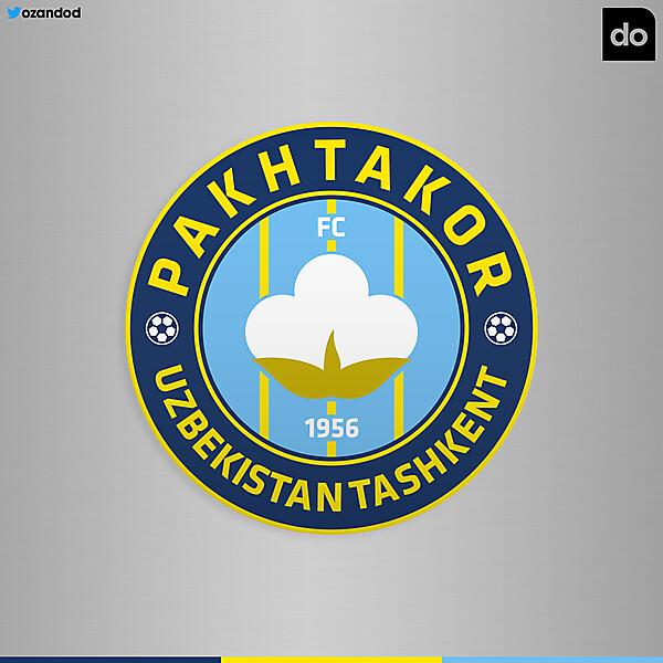 Pakhtakor FC | Crest
