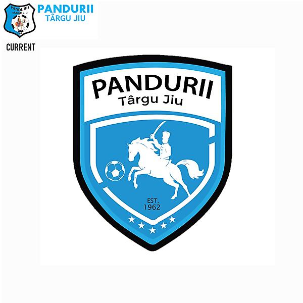 PANDURII TARGU JIU - REDESIGN
