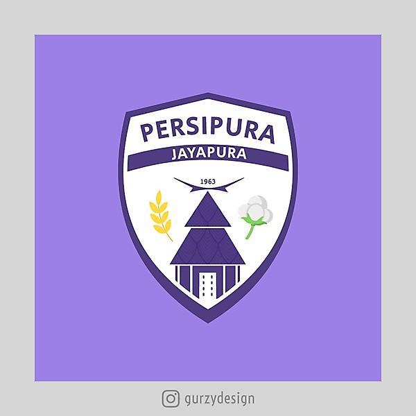 PERSIPURA JAYAPURA - LOGO REDESIGN