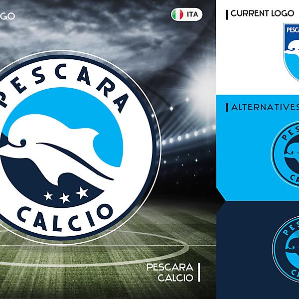 Pescara Rebrand