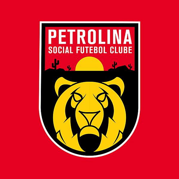 PETROLINA FUTEBOL CLUBE REDESIGN