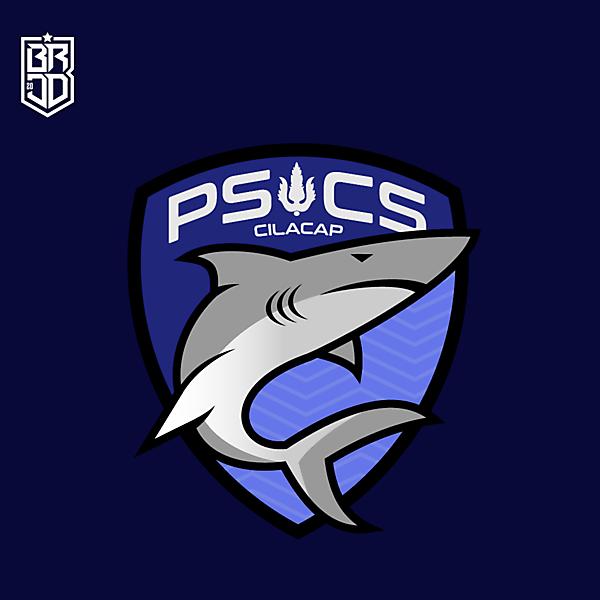 PSCS Cilacap Crest Redesign Concept
