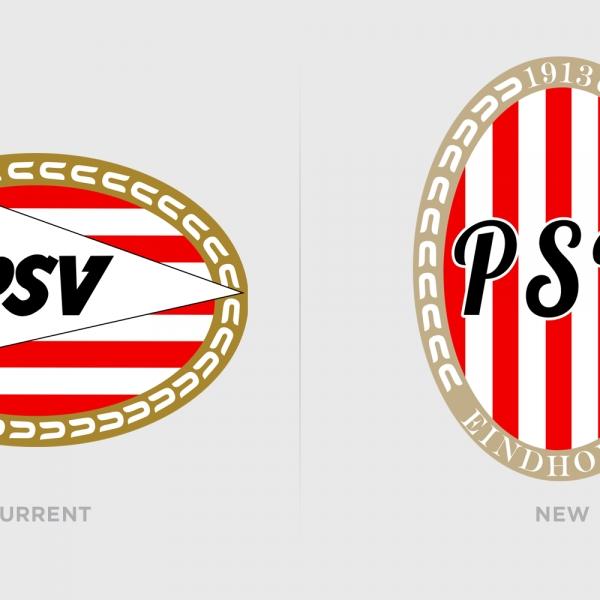 PSV New Logo