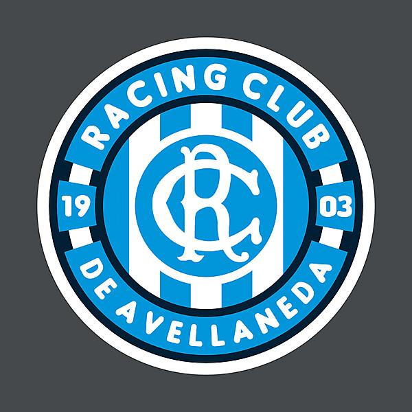 Racing Club de Avellaneda - Redesign