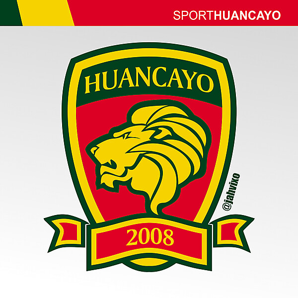 Redesing Sport Huancayo Crest