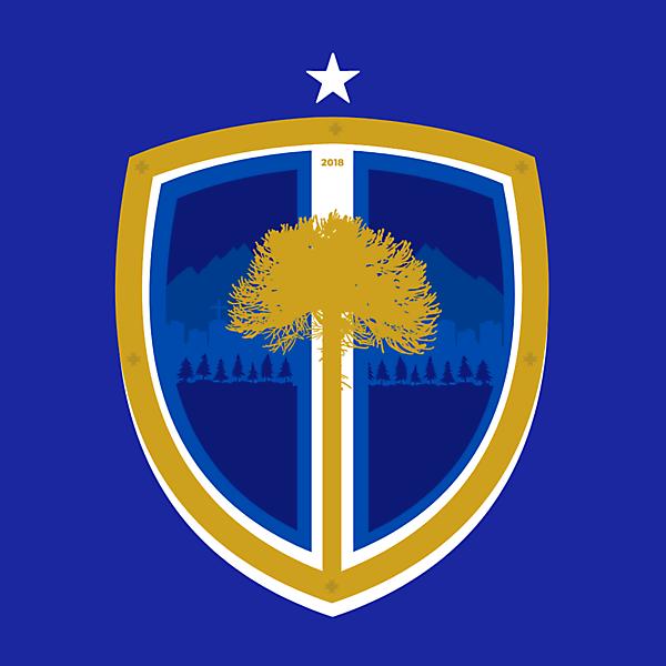 Rediseño - Escuela de Fútbol Pehuén (Maipú) (CHI)