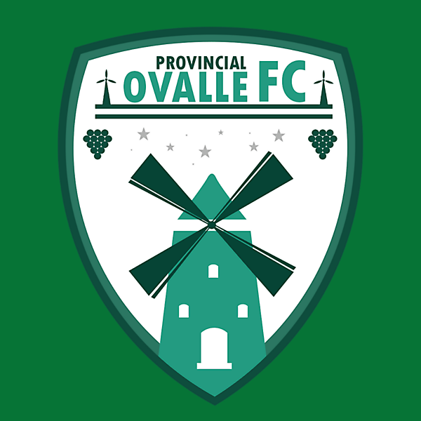 Rediseño - Provincial Ovalle FC (CHI)